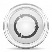 refresh internet icon