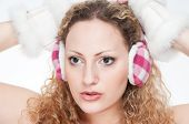 The Girl With The Earmuffs