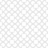 Vector Seamless Pattern - Simple Geometric Gray & White Modern Background