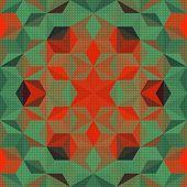 Abstract Mosaic Patter
