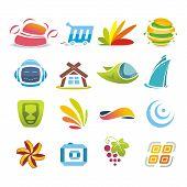 Logotype set