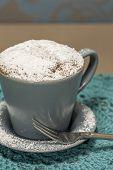 Cupcake In A Coffee Mug