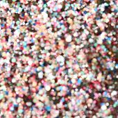 Abstract twinkled colorful background