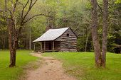 pic of farm-house  - carter shields cabin.