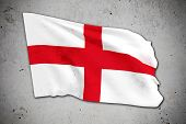 Old England Flag