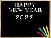 Happy New Year 2022