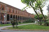 External View Of Milan Public University