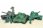 battle tanks plastic toy