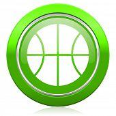 ball icon basketball sign