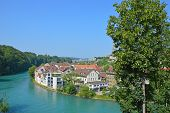 River Aare, Bern, Switzerland