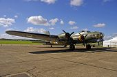 Flying Fortress B 17