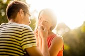 stock photo of intimate  - Intimate moments  - JPG