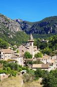 foto of chopin  - Traditional town Valldemossa in Majorca - JPG