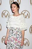 LOS ANGELES - JAN 24:  Keira Knightley at the Producers Guild of America Awards 2015 at a Century Plaza Hotel on January 24, 2015 in Century City, CA
