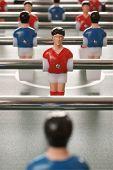 Table Football or Foosball