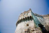Medieval Castle In Ostrog