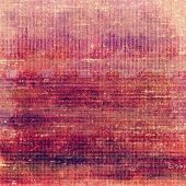 Beautiful vintage background. With different color patterns: purple (violet); pink; red (orange)