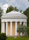 Russia. Pavlovsk. Pavilion Friendship Temple