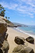 picture of southern  - Laguna Beach during the Summertime in Southern California - JPG