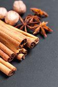 image of flavor  - cinnamon - JPG