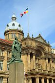 picture of public housing  - Birmingham City Council House in Victoria Square  - JPG