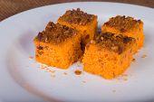pic of carrot  - carrot dessert - JPG