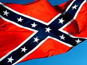 Confederate Flag Southern Cross