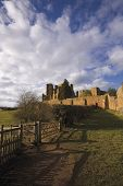 Kenilworth Castle, Warwickshire, The Midlands, England