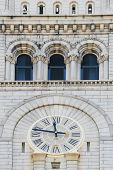 Washington DC - Old Post Office Building clock tower poster