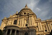 St. Paul's cathedral, London UK