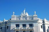 stock photo of ekaterinburg  - The Opera and Ballet House of Ekaterinburg is one of the oldest in Russia - JPG