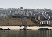 City At Yangtze River