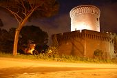 Castle In Ostia