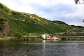 Bridge Across The Mosel River