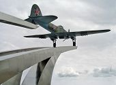 Monument To The War-Plane