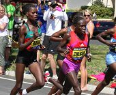 Sharon Cherop wins Boston Marathon 2012