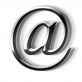 Símbolo de e-mail