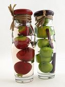 Bottled Fruits