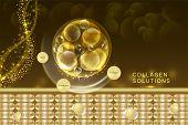 Gold_collagen poster