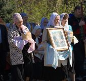 Orthodox Cross Procession