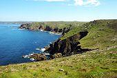 Lands End Near Cornwall