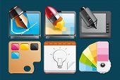Graphic Design  Icons
