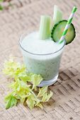 delicious vegetable coctail - food and drink