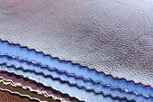 Artificial Leather Swatches