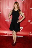 LOS ANGELES - FEB 8:  Alicia Witt arrives at the 2013 MusiCares Person Of The Year Gala Honoring Bruce Springsteen  at the Los Angeles Convention Center on February 8, 2013 in Los Angeles, CA