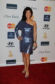 LOS ANGELES - FEB 9:  Julie Chen arrives at the Clive Davis 2013 Pre-GRAMMY Gala at the Beverly Hilton Hotel on February 9, 2013 in Beverly Hills, CA