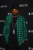 LOS ANGELES - FEB 7:  Jermaine Dupri arrives at the Celebration of LA's Music Industry reception at