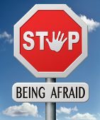 image of panic  - stop being afraid fear for snakes height needles spiders darkness arachnaphobia phobia psycholigical paralysis panic attack - JPG
