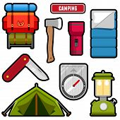 Camping Graphics