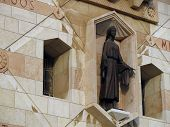 Virgin Mary. Basilica Of The Annunciation, Nazareth, Israel